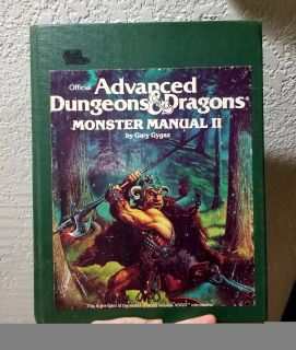 Dungons and Dragons Book Lot 1985
