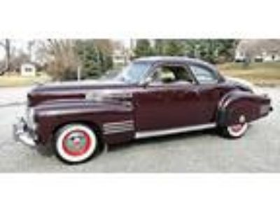 1941 Cadillac Coupe Full Cosmetic+Mechanical Restoration Stunning