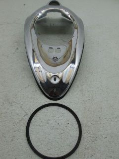 Buy 1999-2007 YAMAHA ROAD STAR MIDNIGHT STAR 1600 1700 XV1600 XV1700 OEM METER COVER motorcycle in Fort Worth, Texas, United States, for US $69.95