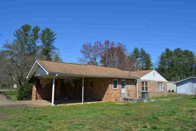 100 Hwy 141 Murphy, 3 BR 2 BA brick house on a