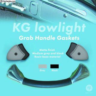 Ghia Grab handle gaskets - lowlight