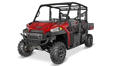2016 Polaris Ranger Crew XP 900-6 EPS Side x Side Utility Vehicles Marshall, TX