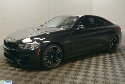 2015 BMW M4 Base (Black Sapphire Metallic)