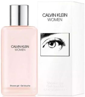 Calvin Klein Women For Women s New Arrival Fragnance Shower Gel for Womens