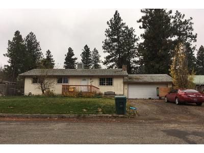 3 Bed 1 Bath Preforeclosure Property in Post Falls, ID 83854 - W 23rd Ave