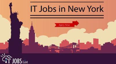 IT Jobs in New York at ITJobsList | ITJobsList.com