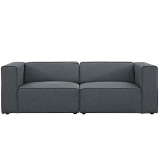 "New Modular Sofa 2 Pc 87""W 4 Color Options Ships"
