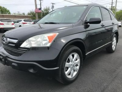 2008 Honda CR-V EX-L (Nighthawk Black Pearl)