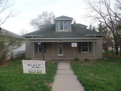 4 Bed 1 Bath Foreclosure Property in Matherville, IL 61263 - 3rd St