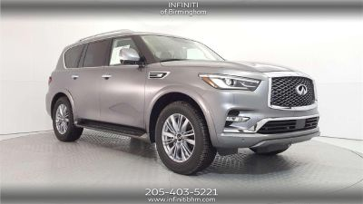 2018 Infiniti QX56 Base (graphite shadow)