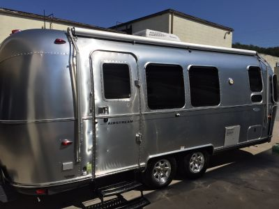 2014 Airstream FLYING CLOUD 23D