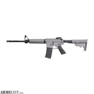 For Sale: Ruger AR556 AR15 Rifle Tactical Grey Finish