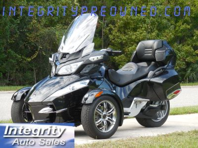 2010 Can- Am SPYDER RT-S SE-5