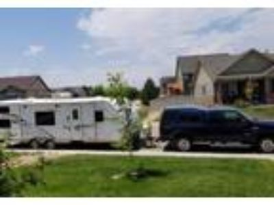 2008 Keystone RV Passport Travel Trailer in Firestone, CO