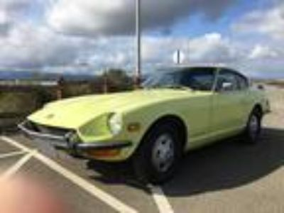 1972 Datsun Z-Series 240z Lime Green