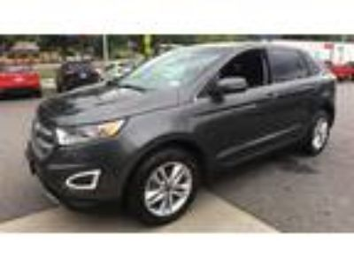 used 2017 Ford Edge for sale.