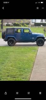 Jeep Soft Top**top only**