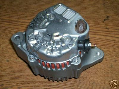 Sell TOYOTA 4RUNNER ALTERNATOR 00 L4 2.7 95A / TACOMA L4 2.4 2.7L 00 01-04 motorcycle in Porter Ranch, California, US, for US $83.39