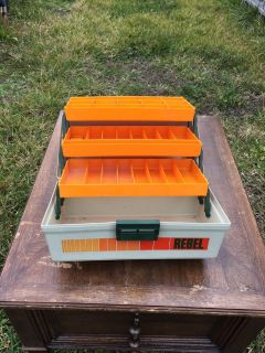 Tool box for fisher.