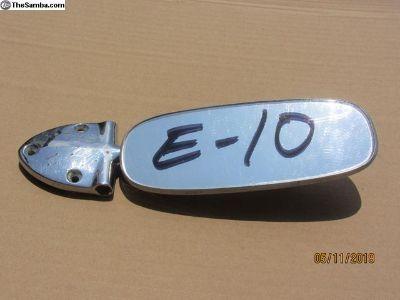 1958 to 1964 bug rear view mirror E-10