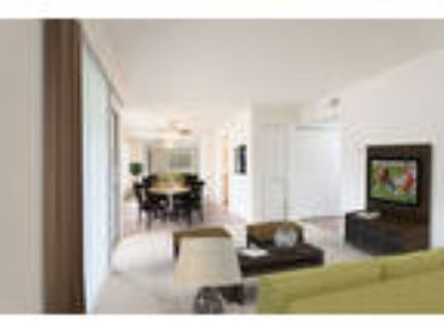 Steeplechase Apartments - Two BR, One BA 960 sq. ft.