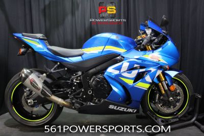 2017 Suzuki GSX-R1000R Supersport Lake Park, FL
