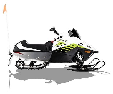2018 Arctic Cat ZR 120 Trail Sport Snowmobiles Mandan, ND