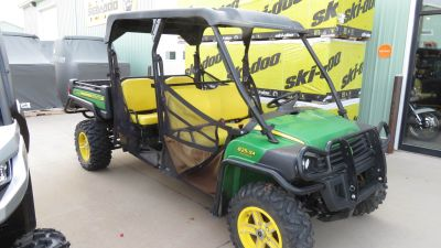2015 John Deere Gator XUV 825i S4 General Use Utility Vehicles Dickinson, ND