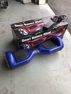Hover board. Works well.