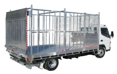 Heavy Duty Aluminium Truck Bodies - Duralloy Truck Bodies