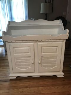 Dry Sink or Baby Changing Table