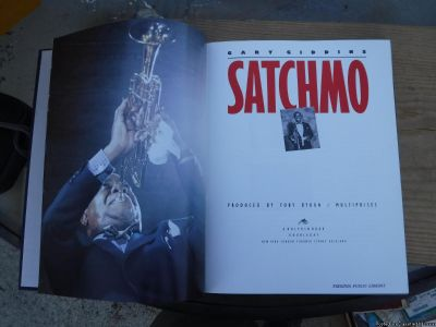 Satchmo By: Gary Giddons
