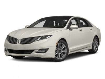 2013 Lincoln MKZ Base (White)