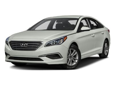 2016 Hyundai Sonata 2.4L Limited (Phantom Black)