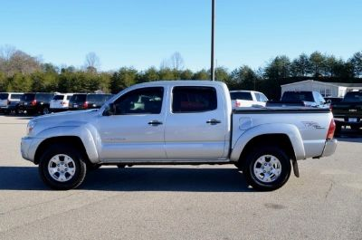 2007 Toyota Tacoma DOUBLE CAB SR5 V6 4X4 TRD OFF ROAD GREAT CARFAX