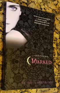 Marked young adult book