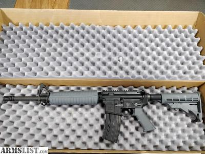 """For Sale: New PSA AR15 5.56/.223 Gray/Black with 16"""" Barrel"""