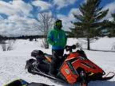 2016 Polaris 600 Switchback Pro-S LE Snowcheck