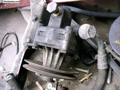 power steering pump and parts