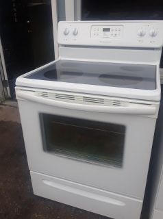 Glass Top Stoves w/ Warranty