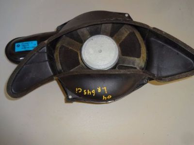 Sell BMW 65136943079 E64 DRIVER SIDE WOOFER SPEAKER BASS OEM 650I 645CI motorcycle in Houston, Texas, United States, for US $95.00