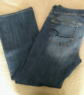 American Eagle jeans size 12 short