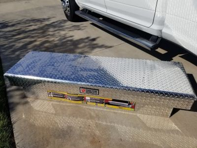 Full Size Single Lid Crossover Tool Box