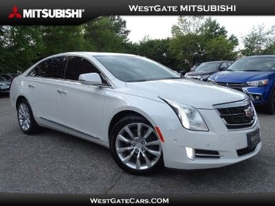 2017 Cadillac XTS Luxury Collection (Crystal White Tricoat)