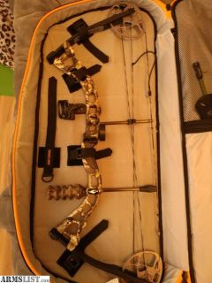 For Sale: compound bow for sale