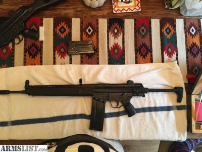 For Sale: HK 91