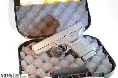 For Sale: Glock 36 45ACP