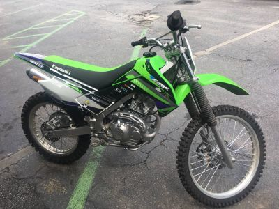 2018 Kawasaki KLX 140G Competition/Off Road Motorcycles Woodstock, GA