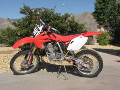 Dirt Bike 2008 Honda CRF150RB
