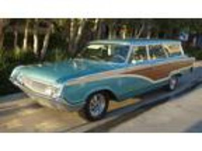 1964 Mercury Colony Park 390 V8 Wagon